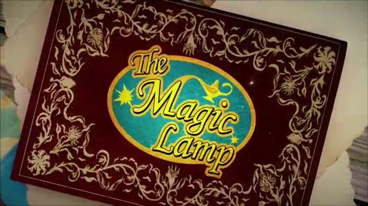 요술항아리 (The Magic Lamp)